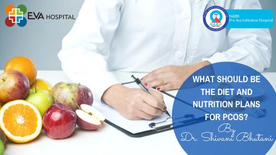 diet and nutrition plan for pcos