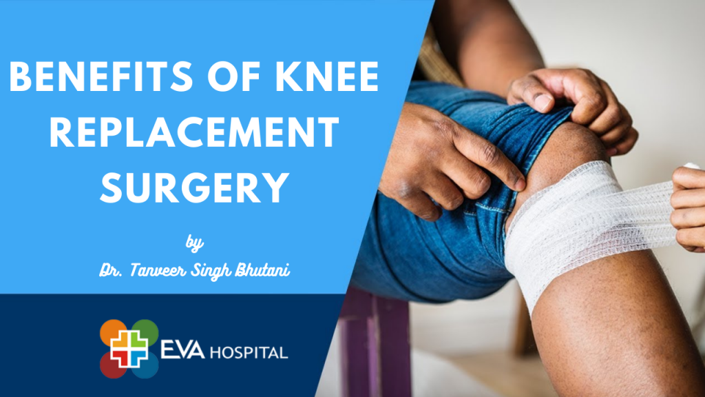 Knee Replacement Benefits