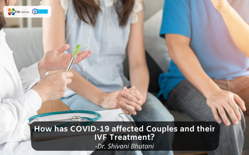 COVID-19 affected Couples and their IVF Treatment
