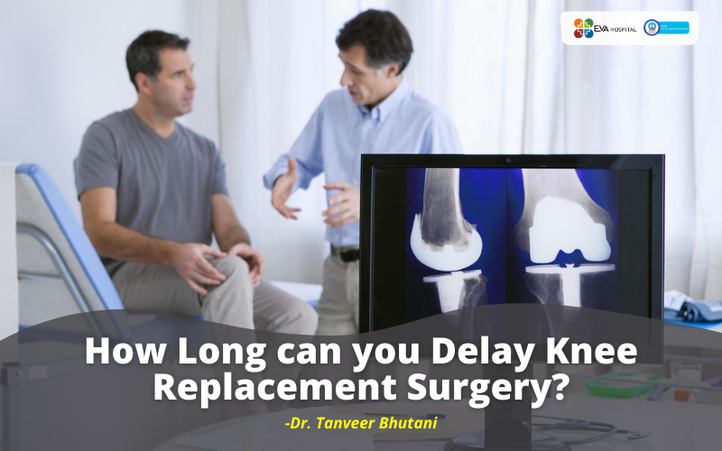 delay knee replacement surgery