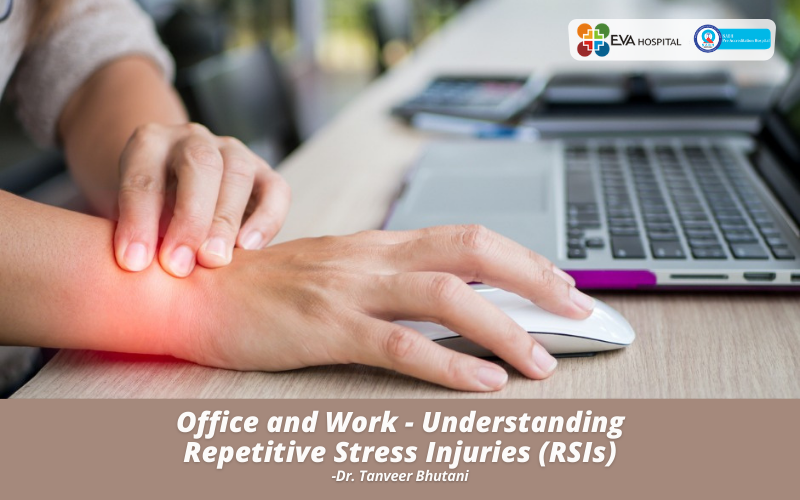 Understanding Repetitive Stress Injuries (RSIs)