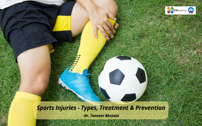 Sports Injuries - Types, Treatment & Prevention