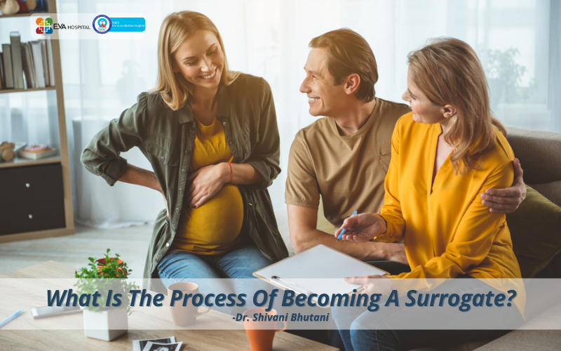 What Is The Process Of Becoming A Surrogate?
