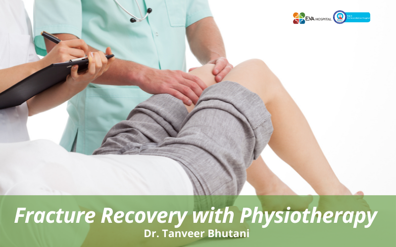 Fracture recovery with Physiotherapy