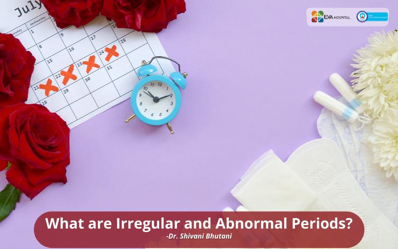 abnormal period bleeding