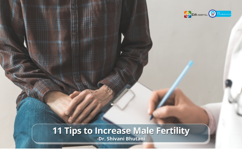 How to Increase Male Fertility