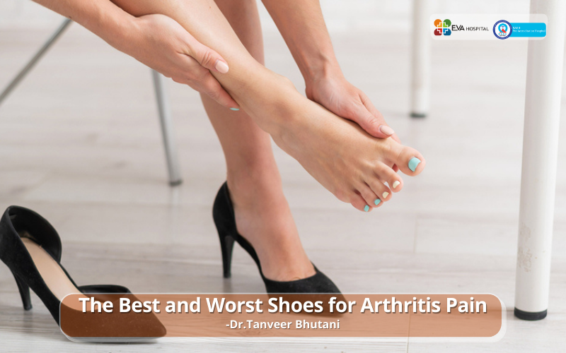 The Best and Worst Shoes for Arthritis Pain
