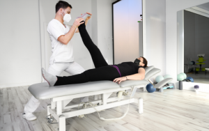 Sciatic Stretch