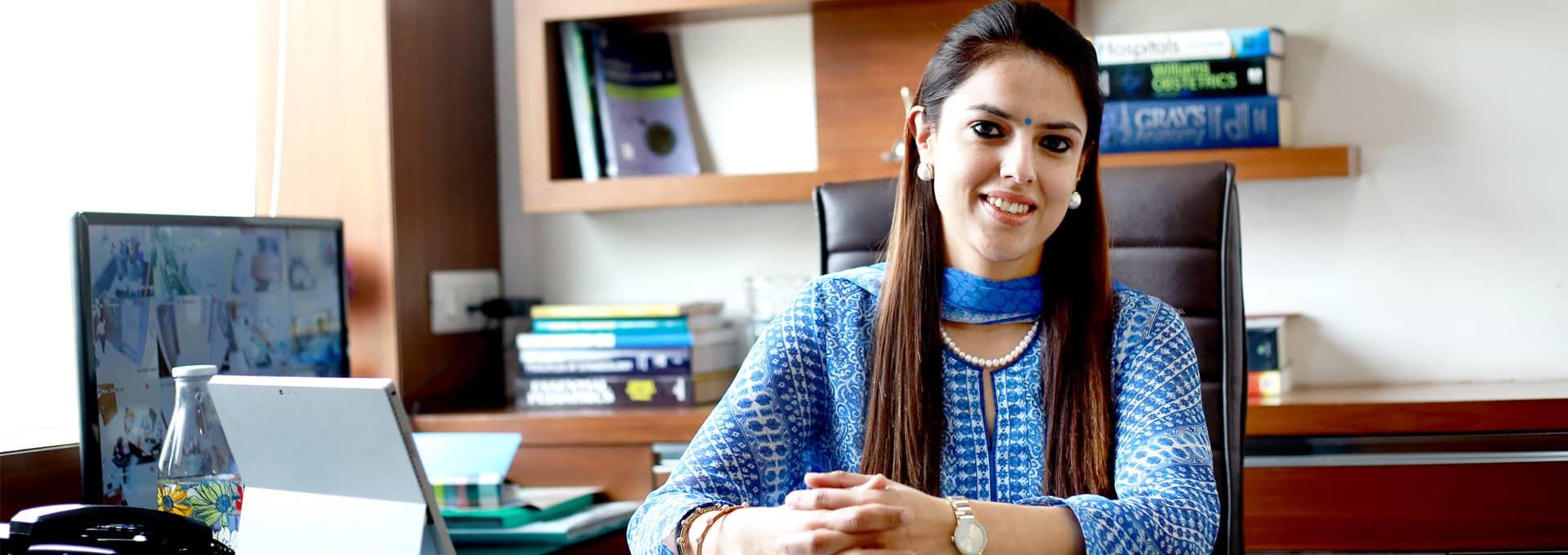 Dr. Shivani Bhutani Ivf Specialist